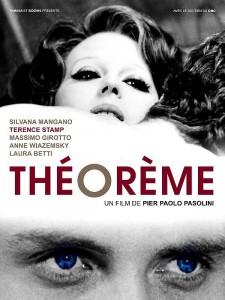 """Affiche du film """"Théorème"""""""