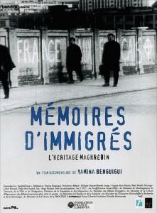"""Affiche du film """"Mémoires d'immigrés, l'héritage maghrébin"""""""