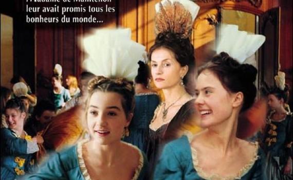 "Affiche du film ""Saint-Cyr"""