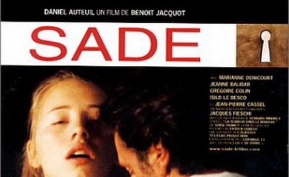"""Affiche du film """"Sade"""""""