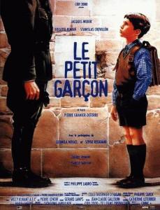 """Affiche du film """"Le petit garçon"""""""