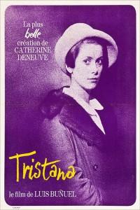 "Affiche du film ""Tristana"""