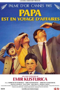 """Affiche du film """"Papa est en voyage d'affaires"""""""