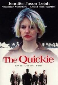 """Affiche du film """"The Quickie"""""""
