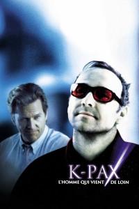 """Affiche du film """"K-Pax, l'homme qui vient de loin"""""""