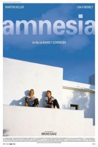 """Affiche du film """"Amnesia"""""""