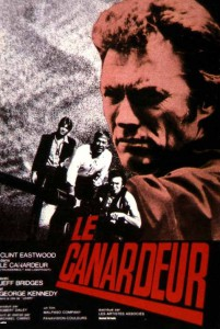 """Affiche du film """"Le Canardeur"""""""