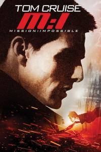 """Affiche du film """"Mission : Impossible"""""""