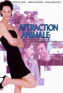 """Affiche du film """"Attraction animale"""""""