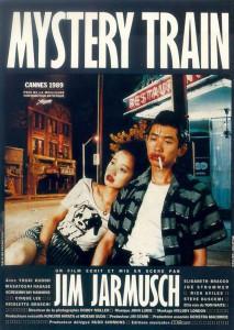 "Affiche du film ""Mystery Train"""