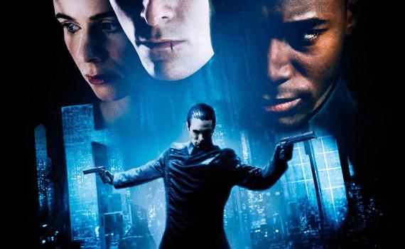 """Affiche du film """"Equilibrium"""""""