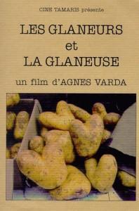 """Affiche du film """"Les Glaneurs et la Glaneuse"""""""