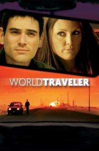 "Affiche du film ""World Traveler"""