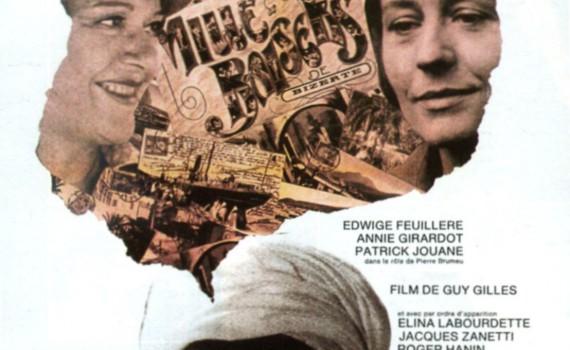 """Affiche du film """"Le clair de terre"""""""