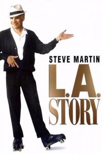"""Affiche du film """"L.A. Story"""""""