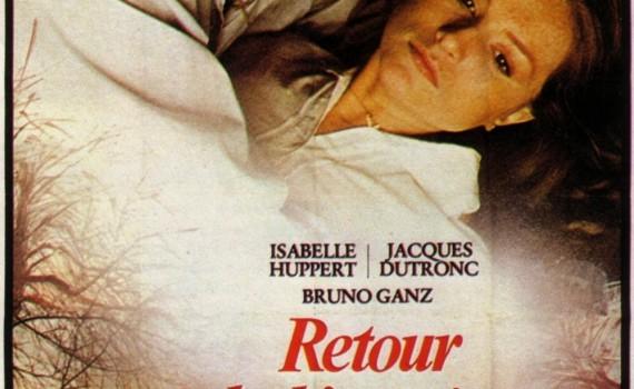 """Affiche du film """"Retour à la bien-aimée"""""""