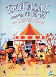"""Affiche du film """"Pollux et le chat bleu"""""""