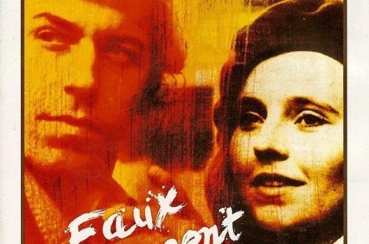 """Affiche du film """"Faux mouvement"""""""