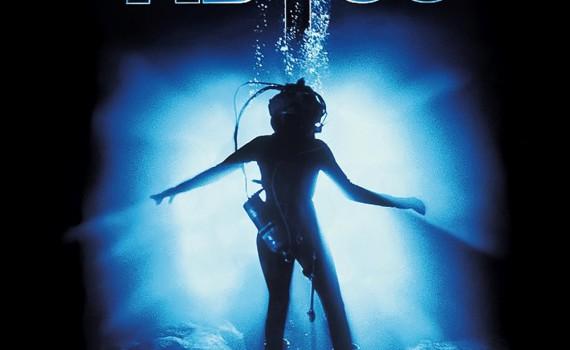 "Affiche du film ""Abyss"""