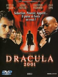 "Affiche du film ""Dracula 2001"""
