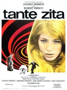 """Affiche du film """"Tante Zita"""""""