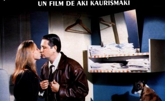 """Affiche du film """"Au loin s'en vont les nuages"""""""
