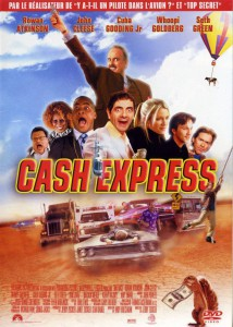 "Affiche du film ""Cash Express"""