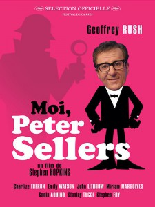 "Affiche du film ""Moi, Peter Sellers"""