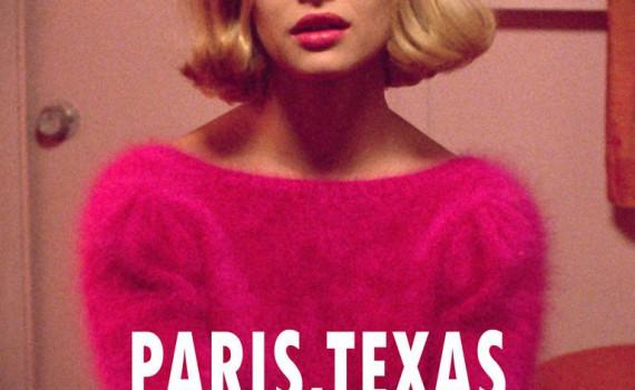 """Affiche du film """"Paris, Texas"""""""