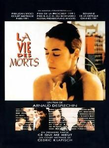 """Affiche du film """"La Vie des morts"""""""