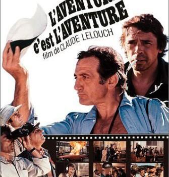 """Affiche du film """"L'Aventure c'est l'aventure"""""""