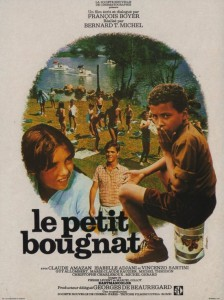"""Affiche du film """"Le petit bougnat"""""""