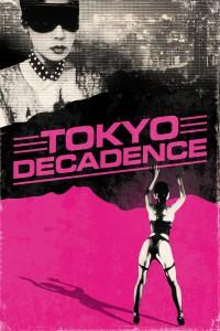 """Affiche du film """"Tokyo décadence"""""""