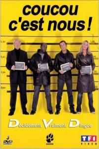 """Affiche du film """"Coucou c'est nous"""""""