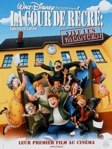 """Affiche du film """"La Cour de Récré"""""""