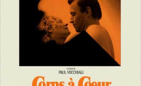 """Affiche du film """"Corps à coeur"""""""