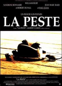 """Affiche du film """"La Peste"""""""
