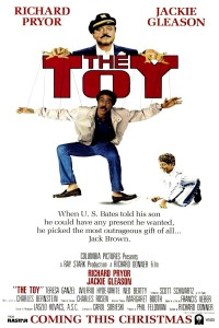 "Affiche du film ""The Toy"""