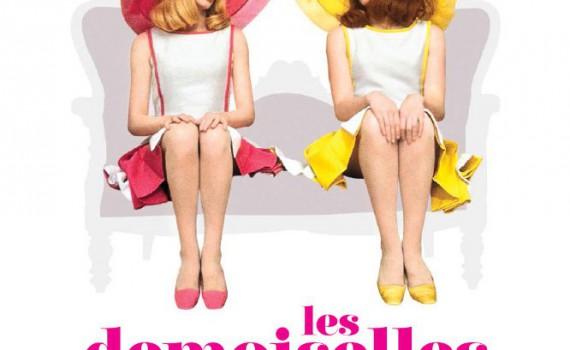 """Affiche du film """"Les demoiselles de Rochefort"""""""
