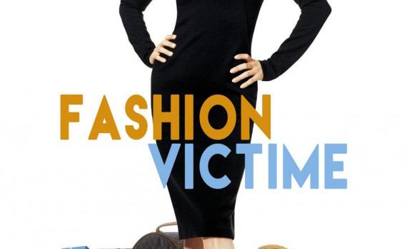 """Affiche du film """"Fashion victime"""""""