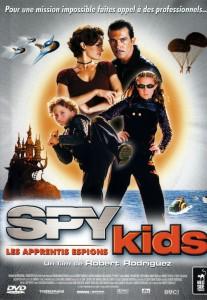 "Affiche du film ""Spy Kids"""