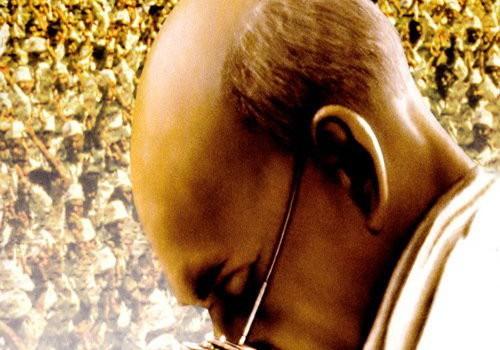 """Affiche du film """"Gandhi"""""""