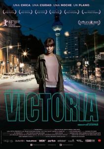"Affiche du film ""Victoria"""