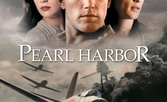 "Affiche du film ""Pearl Harbor"""