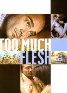 """Affiche du film """"Too Much Flesh"""""""