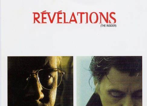 """Affiche du film """"Révélations"""""""