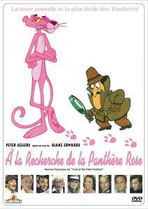 """Affiche du film """"A la recherche de la Panthère rose"""""""
