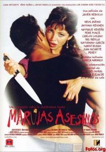 "Affiche du film ""Marujas asesinas"""