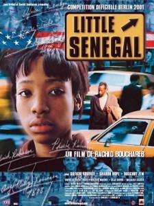 """Affiche du film """"Little Senegal"""""""