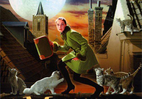 """Affiche du film """"Miaou!"""""""